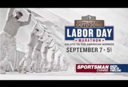 2015 Brotherhood Outdoors Labor Day Marathon Promo