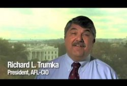 AFL-CIO President Trumka - 2010 Election Results and Labor